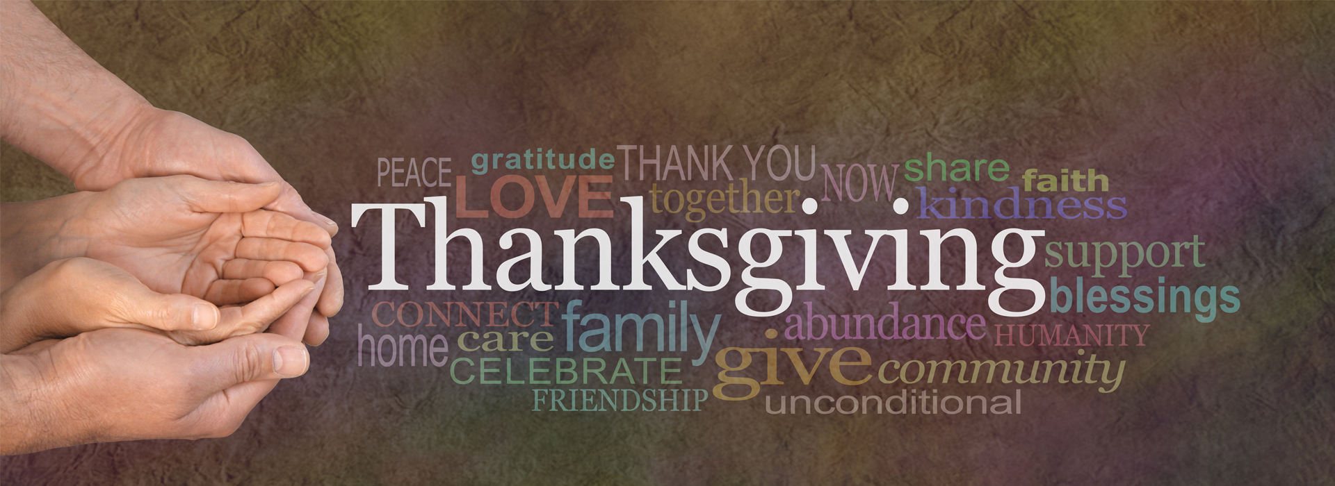 Image of Thanksgiving messages